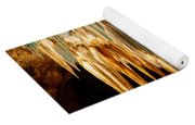 Draperies And Stalactites Yoga Mat