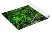 Drawn To The Woods With Imagination Yoga Mat