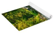 Dukes Creek Falls Yoga Mat