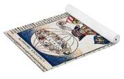 Durer: Syphilitic, 1496 Yoga Mat
