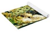Eastern Diamondback Rattlesnake Yoga Mat