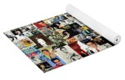 Elvis The King Yoga Mat