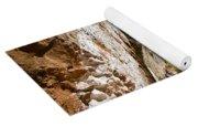 Emerald Falls Zion National Park Yoga Mat