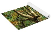 Enchanted Forest Tree Yoga Mat
