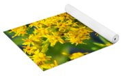 Exploring Goldenrod 5 Yoga Mat