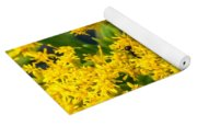 Exploring Goldenrod 6 Yoga Mat