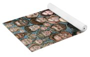 Faces Of Humanity Yoga Mat