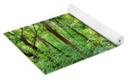 Fairy Trees Yoga Mat
