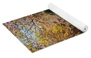 Fall Stream Yoga Mat