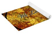 Father's Day Greeting Card Iv Yoga Mat