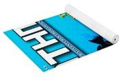 Fathms Faux Magazine Cover Yoga Mat