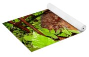 Fawn In The Forest - Inspirational - Religious Yoga Mat