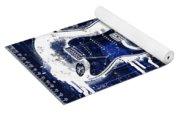 Fender Blueprint Washout Yoga Mat
