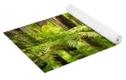 Fern Forest Yoga Mat
