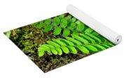Ferns Yoga Mat