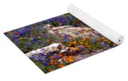 Figueroa Mountain Splendor Yoga Mat