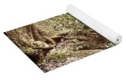 Filtered Forest Yoga Mat
