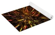 Firework Indian Headdress Yoga Mat