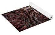 Fireworks6518 Yoga Mat