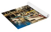 Fishermans Wharf San Francisco Yoga Mat