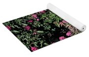 Floral Afternoon Yoga Mat