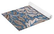 Floral Design Yoga Mat