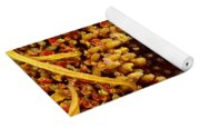 Flower - Daisy - In Other Worlds Yoga Mat