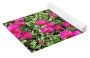 Flower Garden 38 Yoga Mat