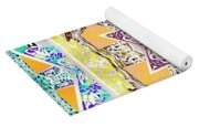 Flower Goddess Yoga Mat