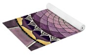 Flower Mandala Yoga Mat