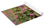 Flower Pot Yoga Mat