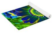Flower Power 1446 Yoga Mat