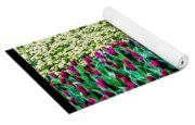 Flower Sea Yoga Mat