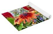 Flowers Galore Yoga Mat