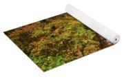 Flume Gorge Landscape Yoga Mat