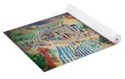 Follow The Yellow Brick Road Yoga Mat