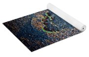 Foot In The Sand Yoga Mat