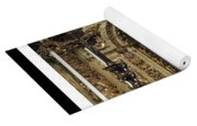 For Our Sins Yoga Mat