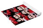 For The Mickey Mouse Lovers Yoga Mat