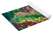 Forest Garden Yoga Mat