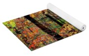 Color The Forest Yoga Mat