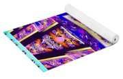 Fractal Ascension Yoga Mat