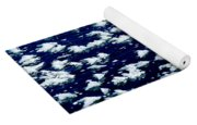 Frost Flakes On Ice - 05 Yoga Mat