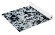 Frost Flakes On Ice - 11 Yoga Mat