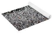 Frost Flakes On Ice - 12 Yoga Mat