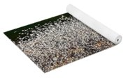 Frost Flakes On Ice - 13 Yoga Mat