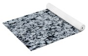 Frost Flakes On Ice - 17 Yoga Mat