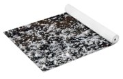Frost Flakes On Ice - 29 Yoga Mat