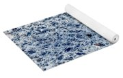 Frost Flakes On Ice - 32 Yoga Mat