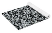 Frost Flakes On Ice - 35 Yoga Mat